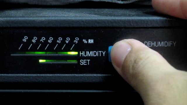 Humidity setup