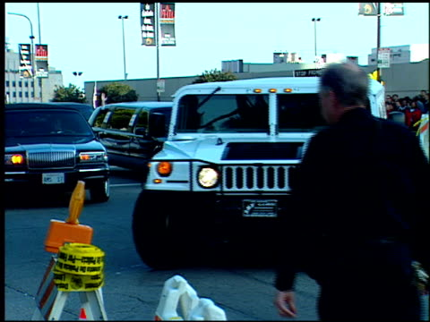 hummer at the 1999 academy awards at the shrine auditorium in los angeles, california on march 21, 1999. - hummer stock videos & royalty-free footage