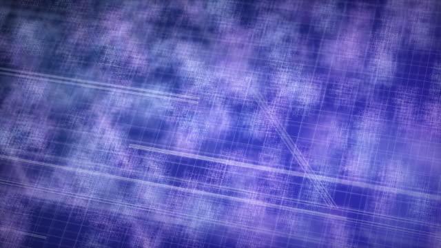 vidéos et rushes de hundreds of cubes representing quantum computing - frolow