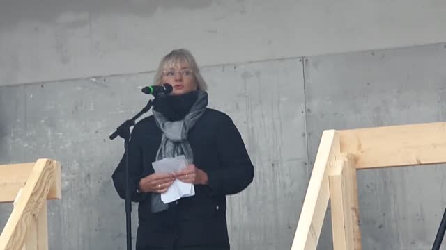 hundreds of danish farmers and mink breeders took to the streets of copenhagen on saturday to protest against a government decision to cull their... - denmark stock videos & royalty-free footage