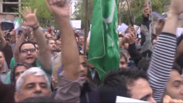 hundreds of iranians have protested in tehran over the alleged abuse of two teenage iranian boys at jeddah's international airport in saudi arabia,... - jiddah stock videos & royalty-free footage