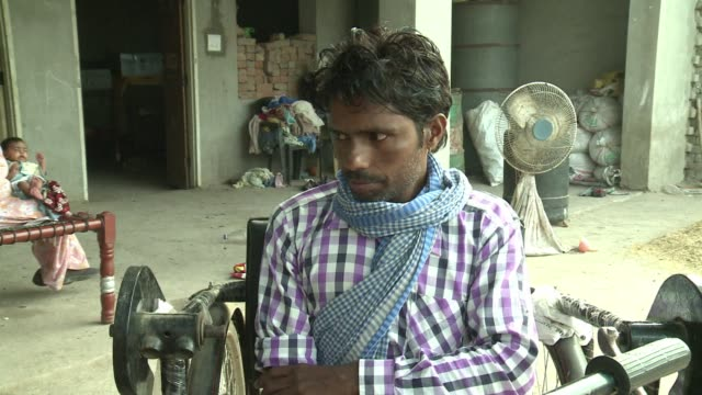 hundreds of residents in villages along the india pakistan border in punjab are suffering from blindness water borne diseases and pre natal... - groundwater stock videos and b-roll footage