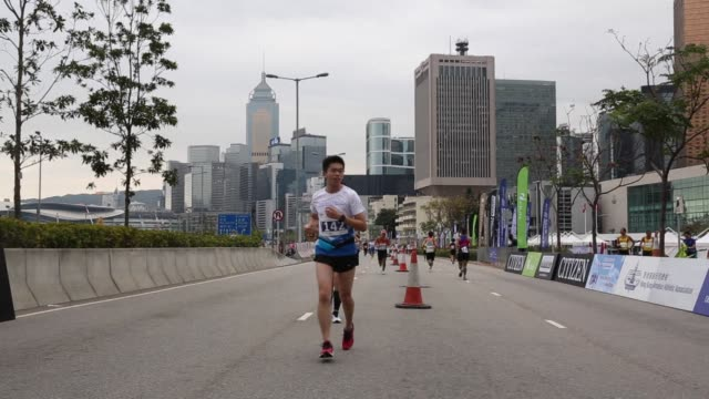 Hundreds of runners competed in Hong Kongs first inner city ultra marathon on Sunday despite a repetitive two kilometre course which has been...