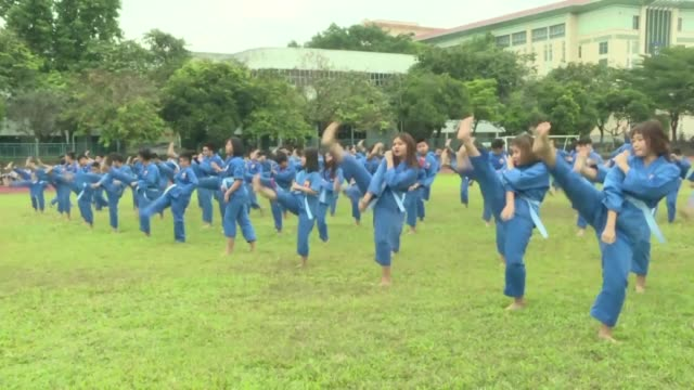 Hundreds of Vietnamese teenagers addicted to gaming are shipped to boarding schools to learn the tradition martial art of Vovinam in a bid to wean...