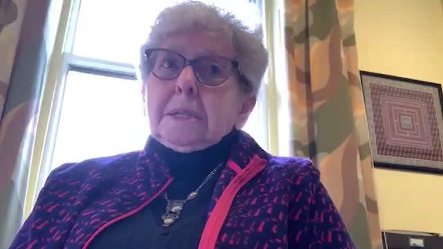 hungarian 88-year-old ivor perl, who survived being taken to auschwitz as a 12-year-old boy and now lives in north london, and lady milena... - eastern european culture stock videos & royalty-free footage