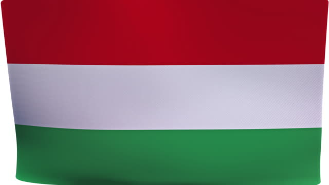 hungarian flag intro - traditionally hungarian stock videos & royalty-free footage