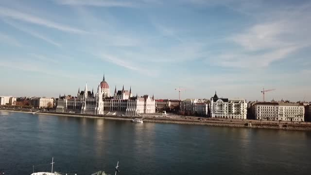 hungarian parliament building - budapest stock videos & royalty-free footage
