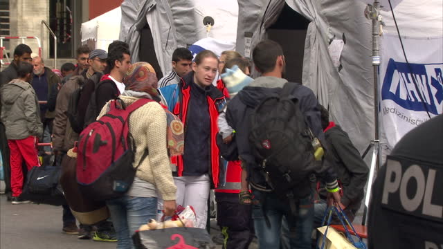 Hungary's Prime Minister has rejected proposals to share responsibility for the migration crisis across all of the countries in the European Union...