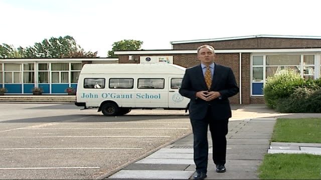 20 years on Reporter to camera