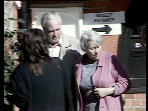 Hungerford Michael Ryan shootings inquest Hungerford Michael Ryan shootings inquest CMS Marjorie Jackson husband Ivor RL out of Inquest lodged behind...