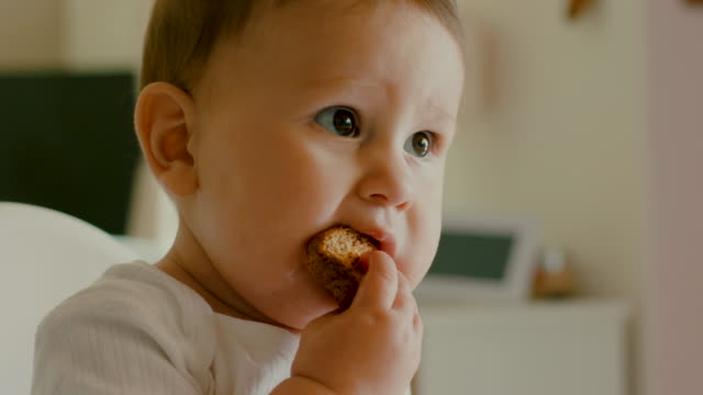 hungry baby - one baby boy only stock videos & royalty-free footage