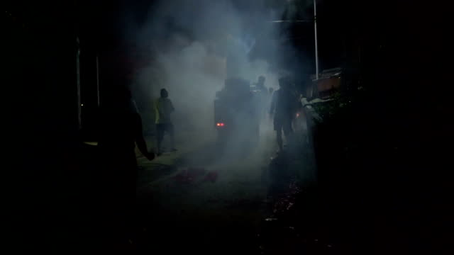 hungry ghost festival in wangjia village at night - afterlife stock videos and b-roll footage