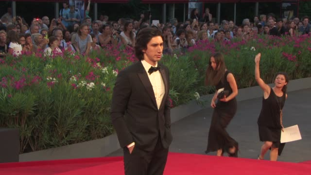 CLEAN 'Hungry Hearts' Red Carpet 71st Venice International Film Festivalon August 31 2014 in Venice Italy