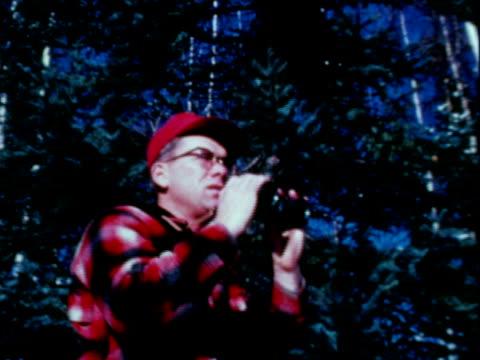 hunters - elk stock videos & royalty-free footage