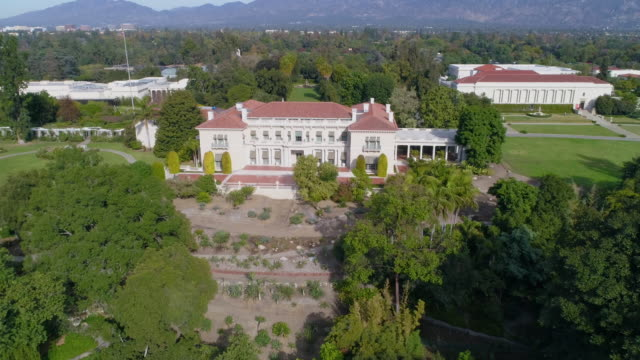 huntington library and botanical gardens - formal garden stock videos & royalty-free footage