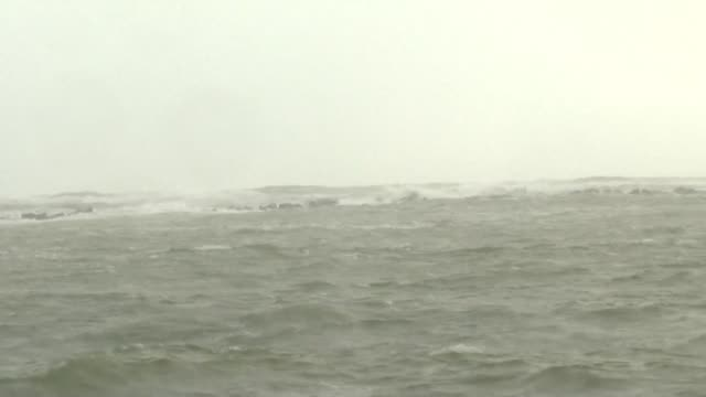 hurricane dorian threatens florida and other states on the us east coast after killing at least five people in the bahama - bahamas stock videos & royalty-free footage