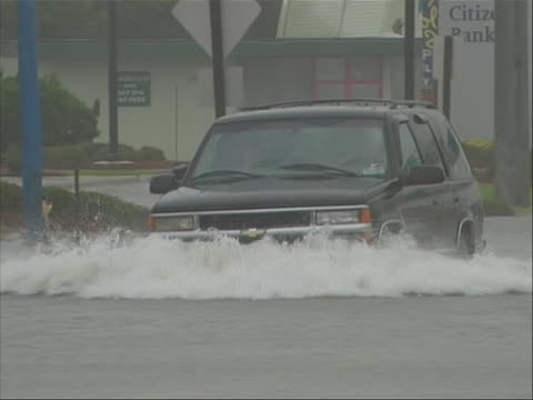 hurricane irene of 2011 was an atlantic hurricane that left extensive flood and wind damage along its path through the caribbean the united states... - environment or natural disaster or climate change or earthquake or hurricane or extreme weather or oil spill or volcano or tornado or flooding stock videos & royalty-free footage