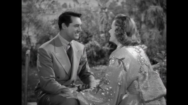 1941 Husband's (Cary Grant) financial irresponsibility bothers wife (Irene Dunne)
