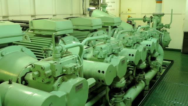 hydraulic unit - order stock videos & royalty-free footage