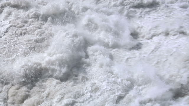 stockvideo's en b-roll-footage met hydro power. renewable energy - spring flowing water