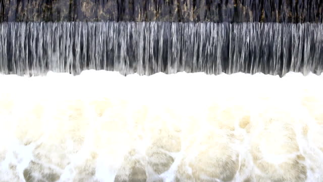 Hydroelectric Power Dam