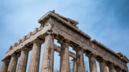 Hyperlapse: Acropolis of Athens
