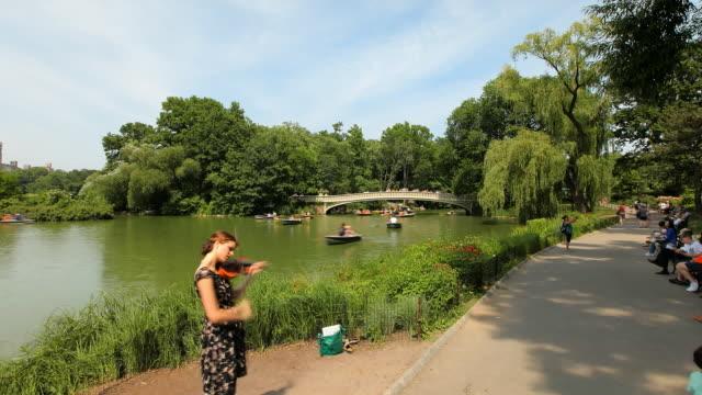 Hyperlapse across Central Park