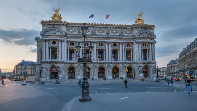 Hyperlapse across Paris Opera