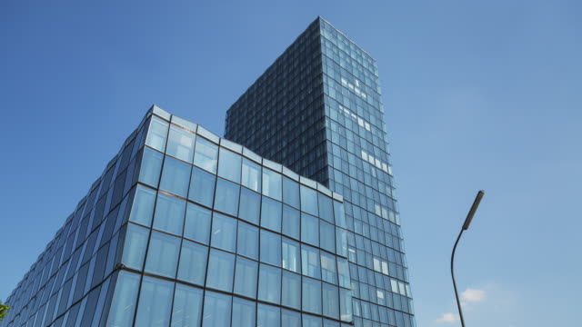 T/L Hyperlapse at Sueddeutscher Verlag Tower in Munich