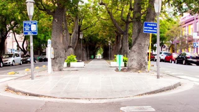 hyperlapse-chacabuco street en Córdoba, argentina