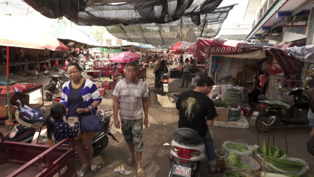 hyperlapse chinese back street - dirty stock videos & royalty-free footage