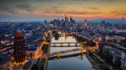Hyperlapse: Frankfurt am Main