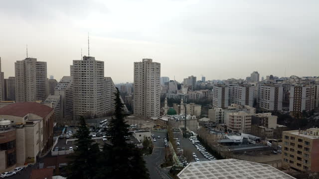 hyperlapse of tehran, iran - middle eastern ethnicity stock videos & royalty-free footage