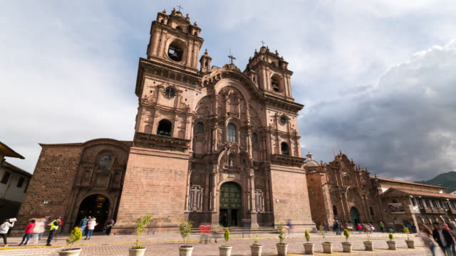 Hyperlapse of the Natural History Museum in Cusco