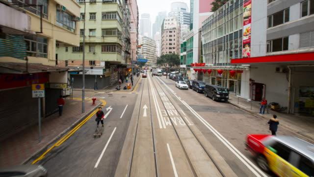 POV Hyperlapse through Central Hong Kong