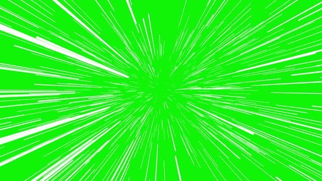 hyperspace loop line animation - sunbeam stock videos & royalty-free footage