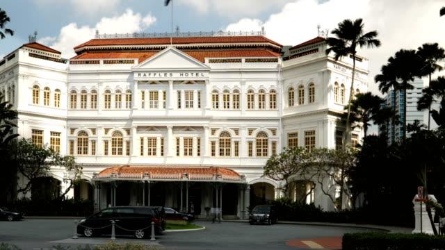Hyperzoom into Raffles Hotel