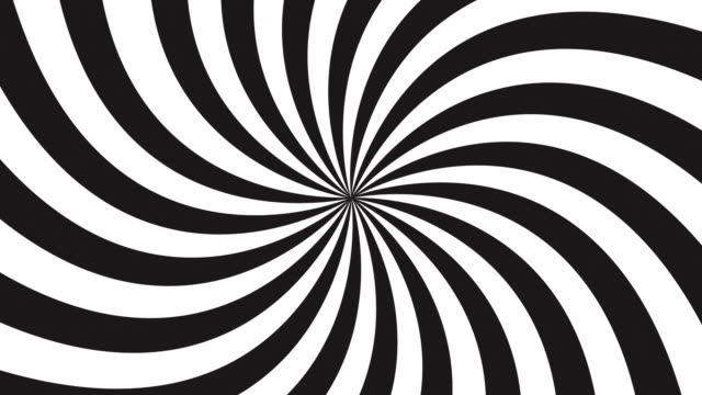 hypnosis circle hdv - spiral stock videos and b-roll footage