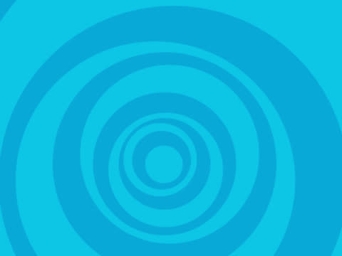 hypnotic blue whirlpool - hypnosis stock videos and b-roll footage