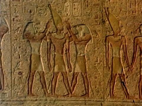 vídeos y material grabado en eventos de stock de hyrogliphics - jeroglífico