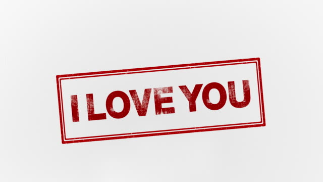 i love you - i love you stock videos & royalty-free footage