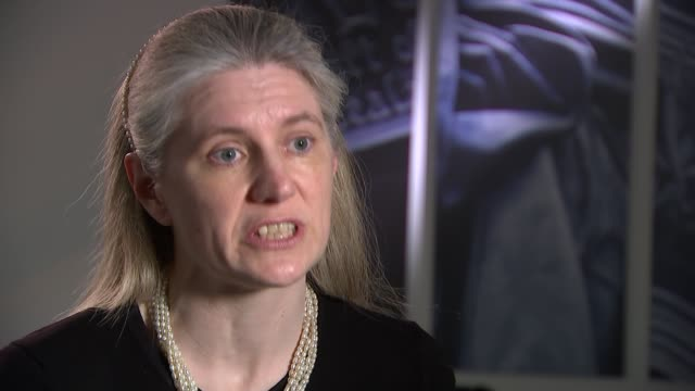 iain duncan smith resignation: baroness stroud interviews; england: london: westminster: int baroness stroud interview sot - baroness stock videos & royalty-free footage