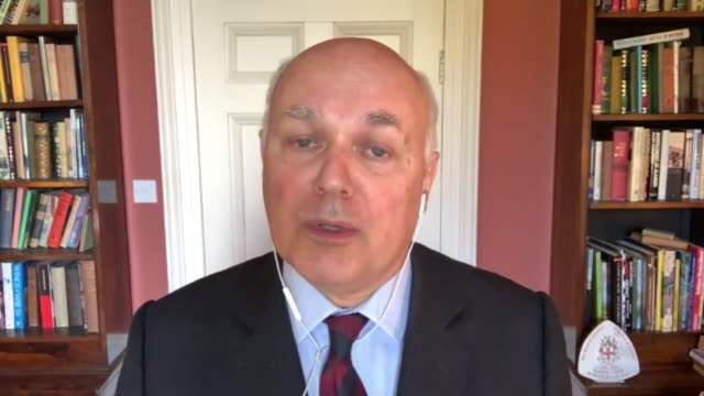 iain duncan smith saying if we don't get the economy moving now then companies will call it a day and make more people unemployed - unemployment stock videos & royalty-free footage