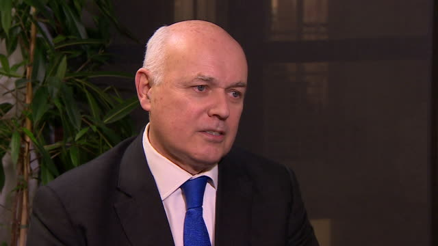 Iain Duncan Smith saying the Brexit negotiations are 'a game of power' and that sooner or later Britain will have to say 'this is not good enough we...