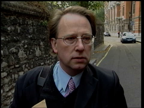 wife allegations itn london michael crick towards past and interview sot number of senior tories have made serious allegations to newsnight over last... - payslip stock videos & royalty-free footage