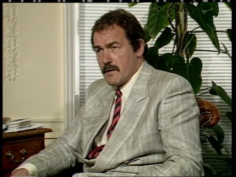 Ian Botham admits smoking pot ITN Intvw DrJohn Davies Harley Street Sports Clinic