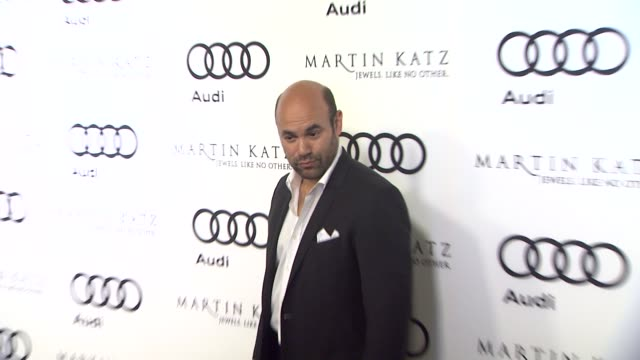 Ian Gomez at the Audi And Martin Katz Celebrate The 2012 Golden Globe Awards in West Hollywood CA