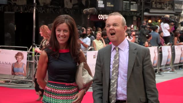 ian hislop at the 'diana' world premiere at odeon leicester square on september 05, 2013 in london, england - ian hislop stock videos & royalty-free footage