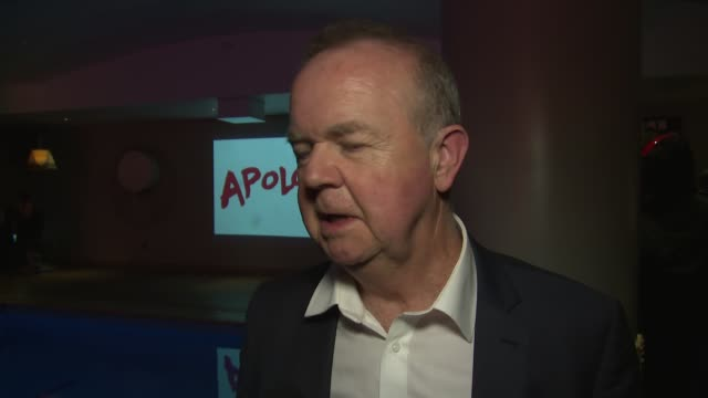ian hislop on the performance, women's rights and the characters on august 03, 2017 in london, england. - ian hislop stock videos & royalty-free footage