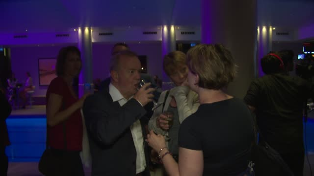 ian hislop, samantha bond on august 03, 2017 in london, england. - ian hislop stock videos & royalty-free footage
